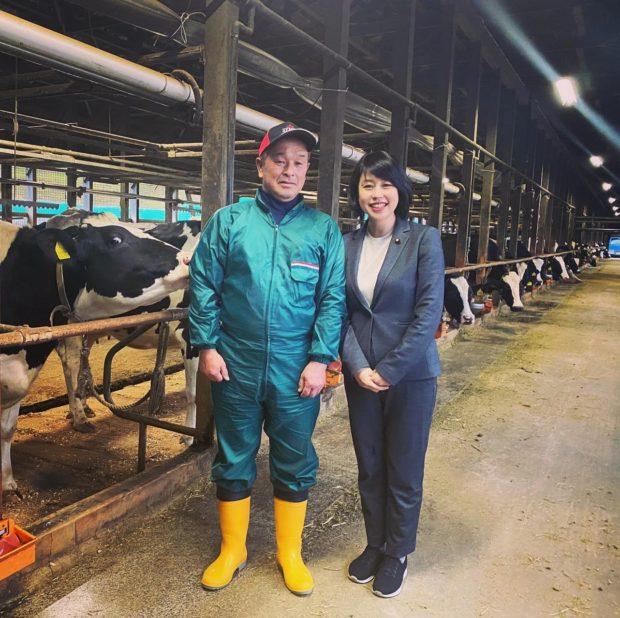 京丹後市の野村牧場さんにお伺いしました。
