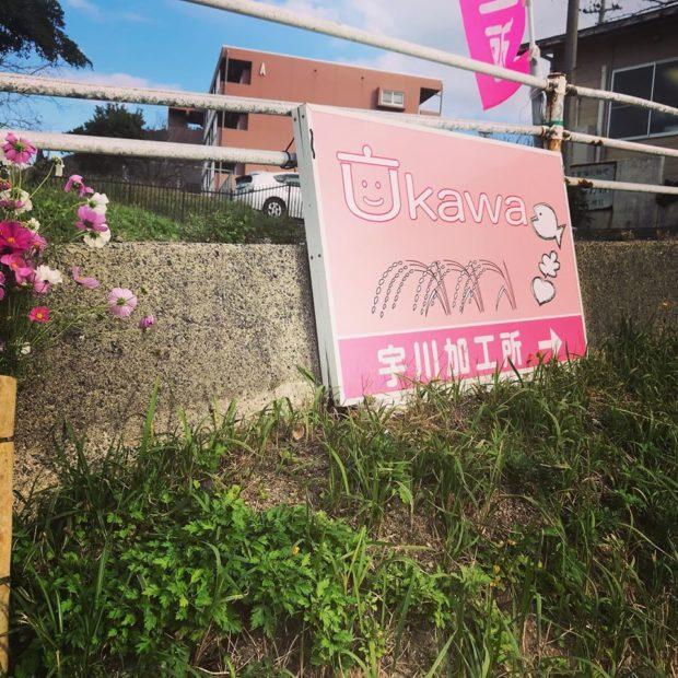 京丹後市丹後町の宇川加工所で開催されている恒例の「バイキング」に行きました