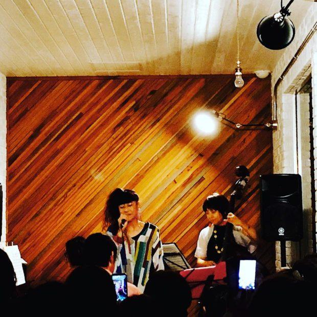 福知山でライブを楽しんできました♪