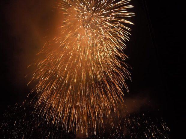 伊根町の花火大会