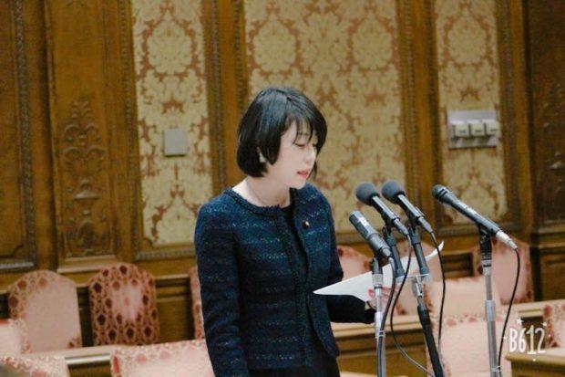 【動画】予算委員会第1分科会で質疑