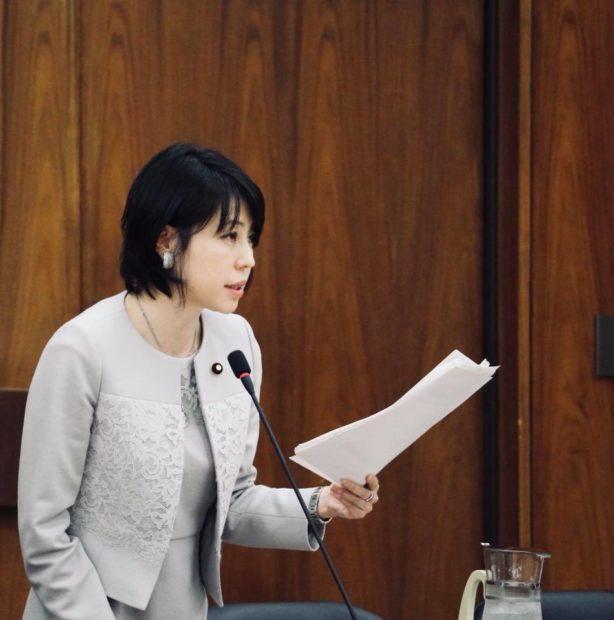 【動画】衆議院文部科学委員会で初質問
