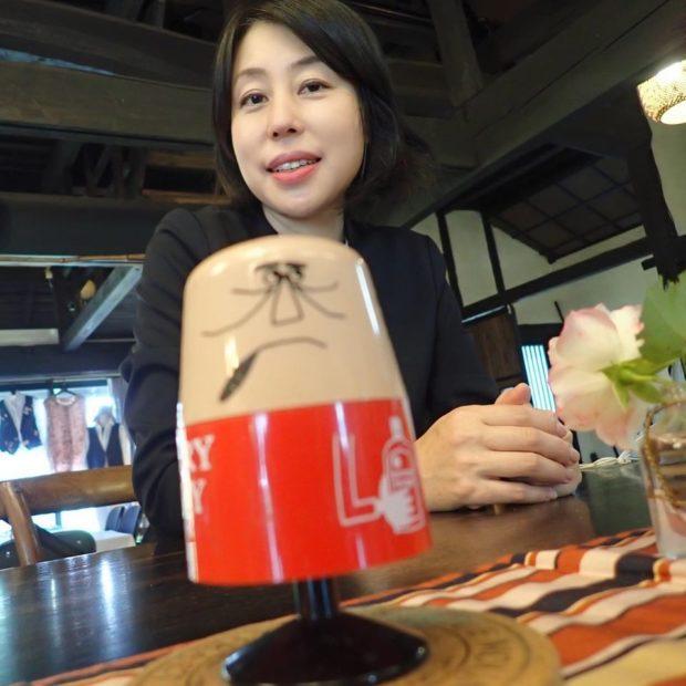 今日は福知山市内の「カフェ しおん」で休憩しました。