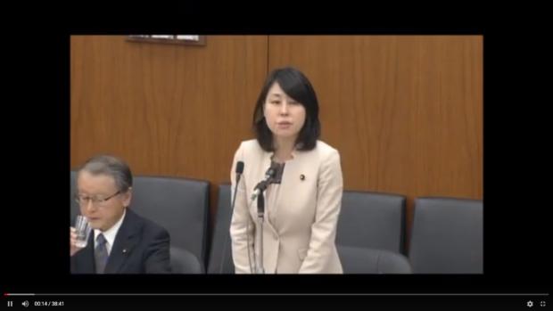 【動画】文部科学委員会で質問をしました。