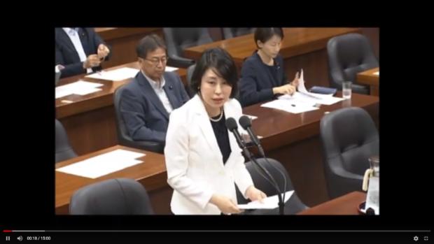 【動画】環境委員会で質問をしました。
