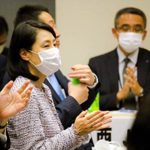 昨日今日と多くの議連や部会に出席しました。
